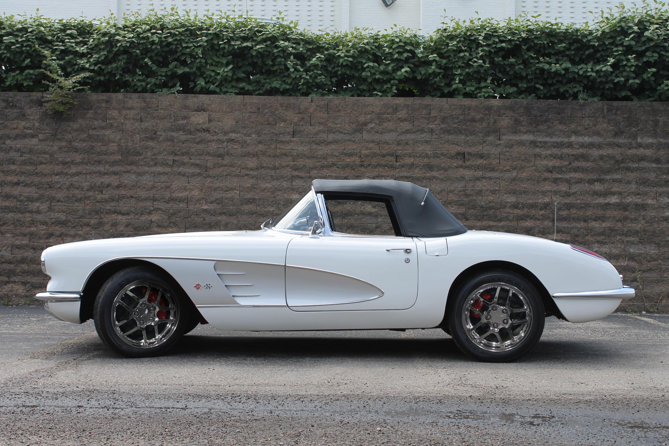 1960 C1 Corvette